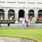 Trinity - College mit dem berühmten Book of Kells
