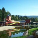Der Aquapark im Riesengebirge