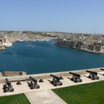 Saluting Battery in Valetta