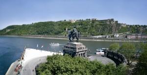 Das Deutsche Eck in Koblenz © Gauls - Die Fotografen