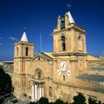 St. John's Co-Cathedral - errichtet vom Malteserorden