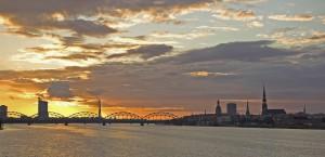 Riga - Stadtpanorama © shutterstock 15225823