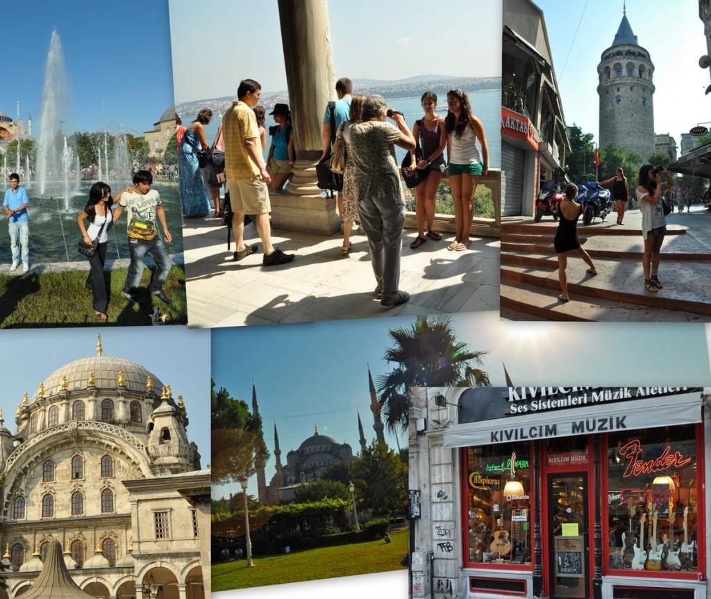 Istanbul - Impressionen