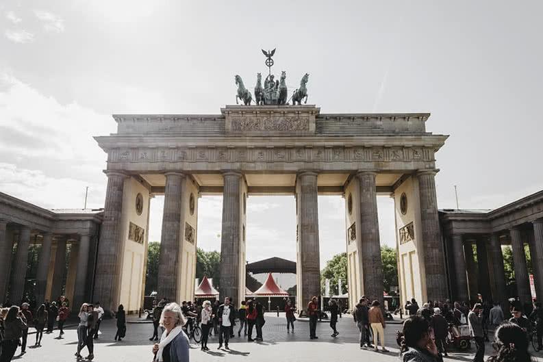 Klassenfahrt in Deutschland